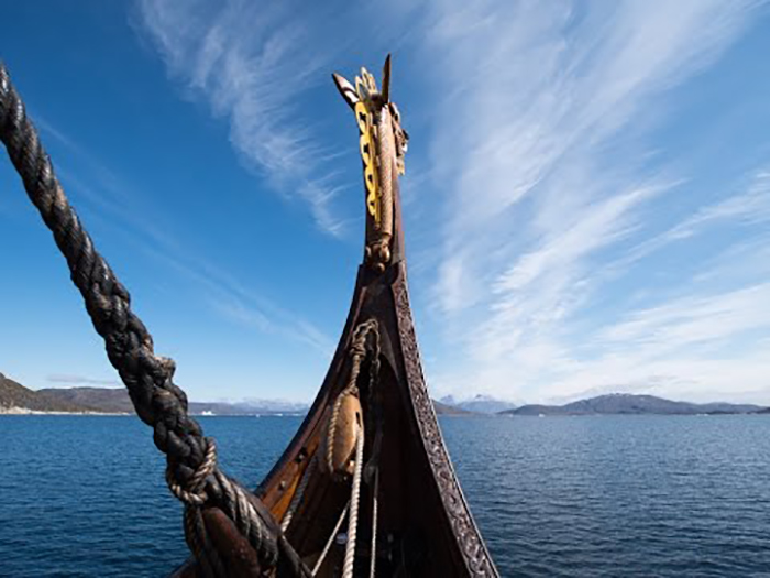 Возможно, викинги просто покинули эти места.