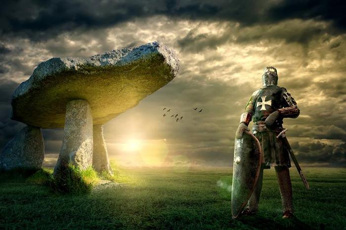 Народ любил Ричарда, хотя король и был чрезмерно увлечён крестовыми походами.
