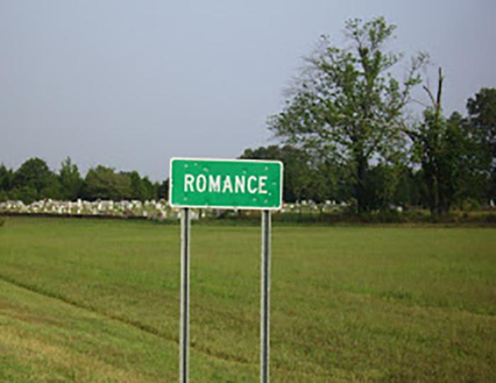 Романтика прославилась на весь мир.