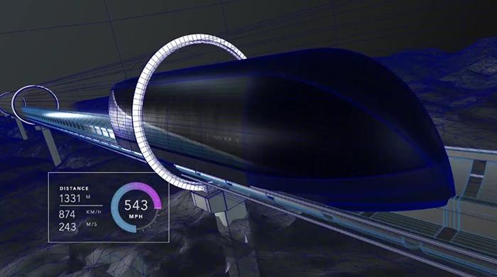 Проект Hyperloop.