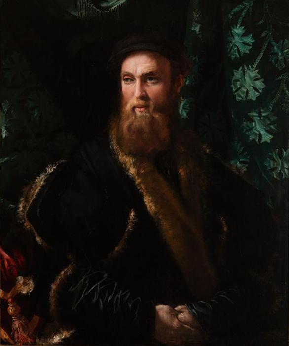 Франческо Сальвиати (Francesco de 'Rossi), Биндо Альтовити , около 1545года.