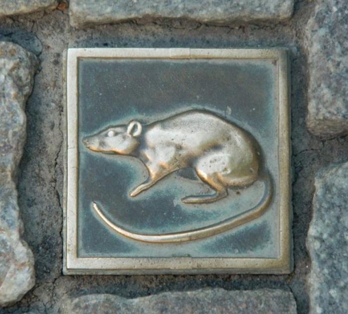 «Крысиные камни».