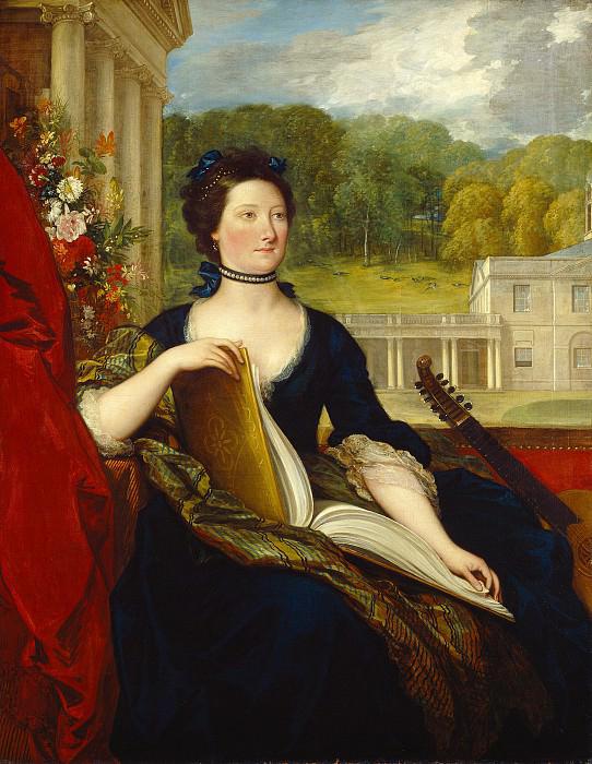 Миссис Уильям Бекфорд.
