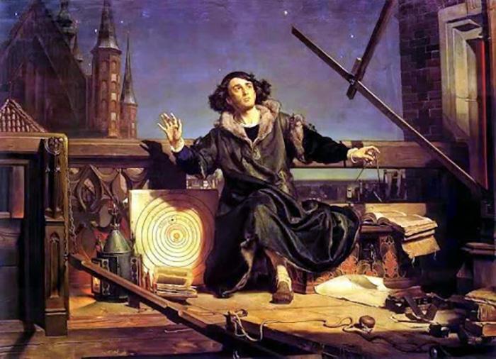 Молодой Иоганн Кеплер.