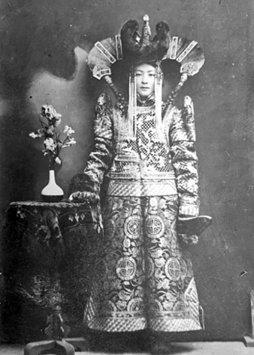 Последняя хатан Богдо Гегена.