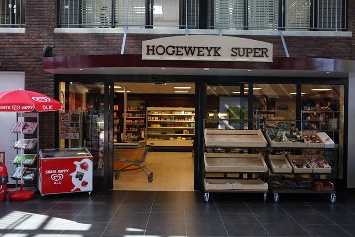 Хогьюи выглядит как самый обычный голландским городок.