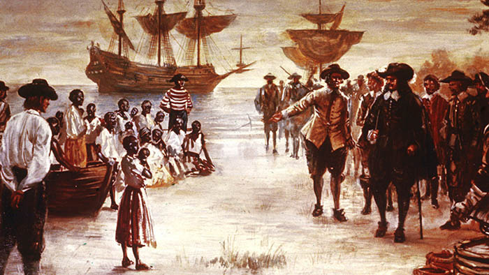Рабовладение - это был чрезвычайно выгодный бизнес, которым занимались все, независимо от национальности и вероисповедания.