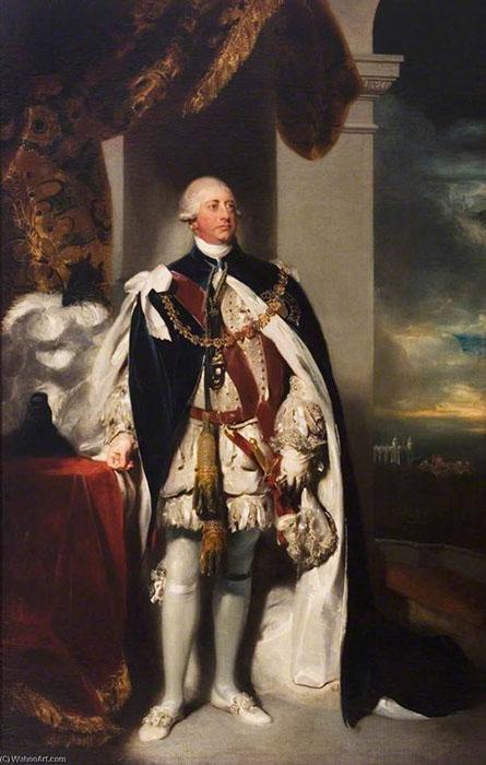 Георг III Английский.