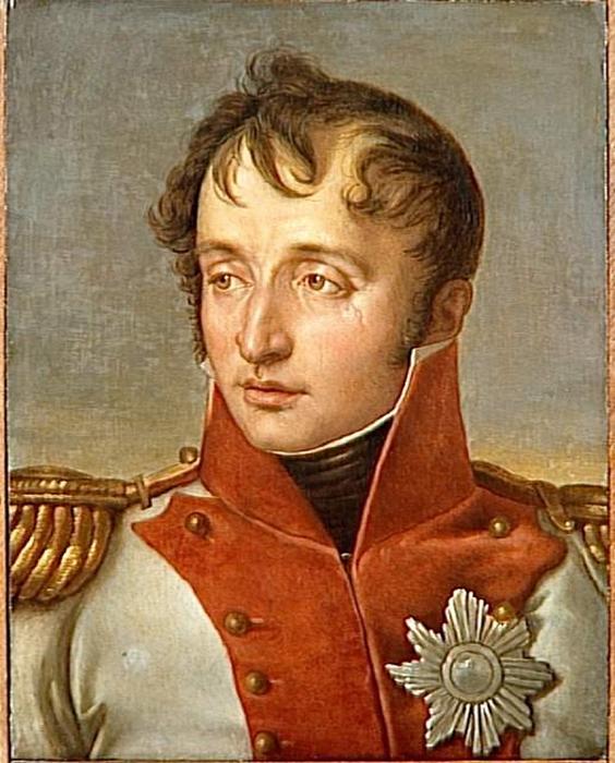 Луи Бонапарт - младший Брат Наполеона и отец Наполеона III.
