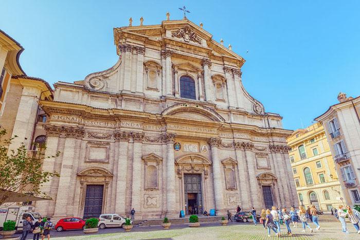 Церковь Святого Игнатия.