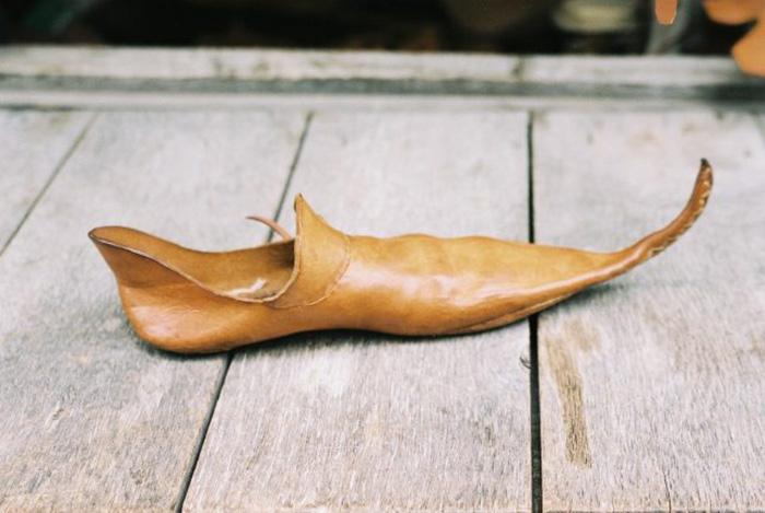 Туфли-убийцы.