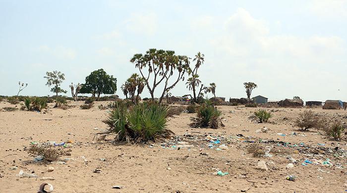 Деревни Сомалиленда вымерли.