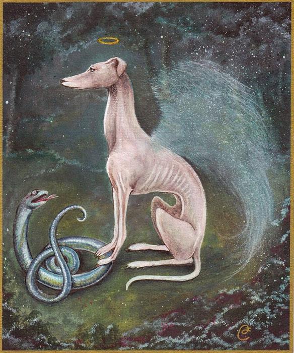 С культом почитания святого Гинефорта были связаны мракобесные традиции.