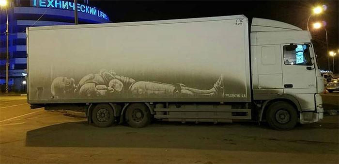 Теперь это не просто грузовик.