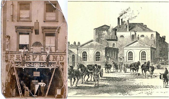 Лицо города менялось и со временем здание пивоварни стало не ко двору.