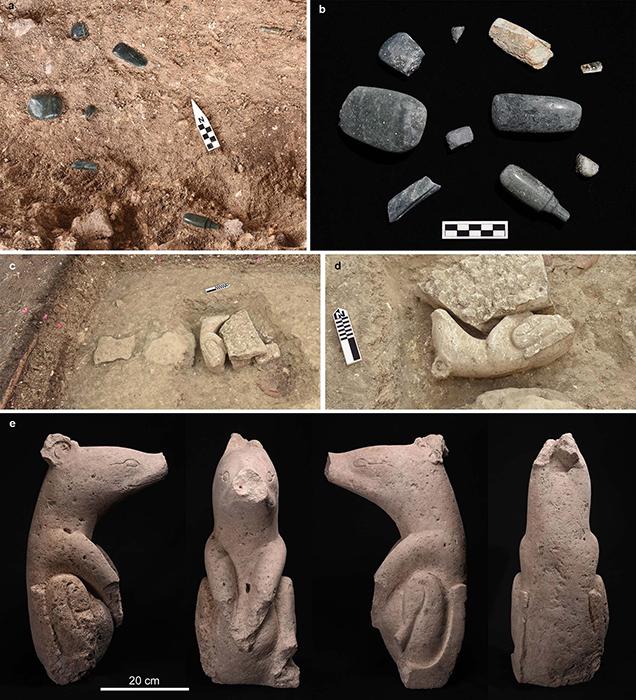 На раннем этапе своего развития общество майя было не столь иерархично.