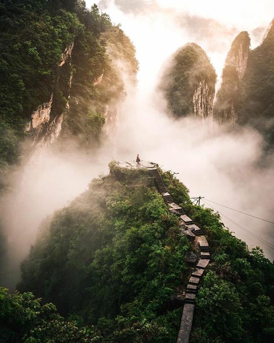 «Лестница в небеса».