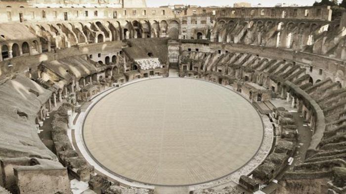 Проект реставрации стоил десятки миллионов долларов.