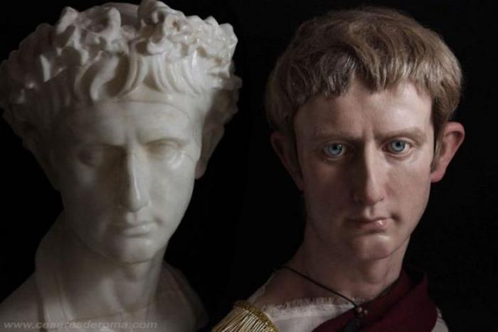 Римский император Август.