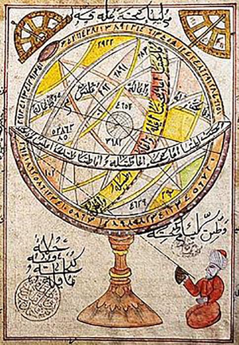 Аль-Хорезми познакомил Европу с алгеброй и подарил слово алгоритм.