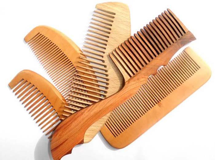 Современные расчёски ничем не отличаются от гребней викингов.