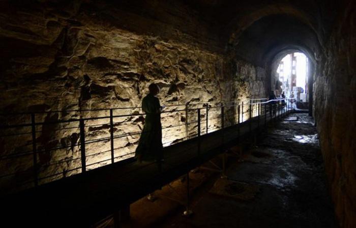 Таинственный подземный мир Колизея.