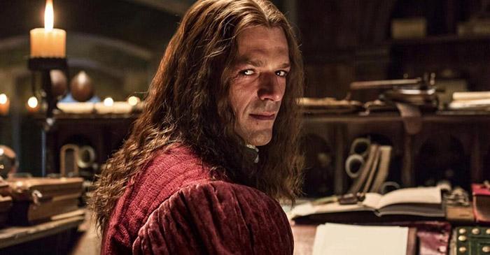 Кадр из фильма «Леонардо да Винчи. Неизведанные миры».