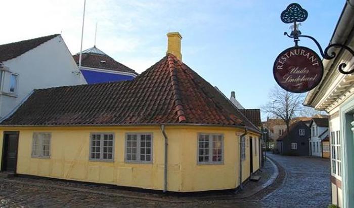 Музей сказочника в его родном городе.