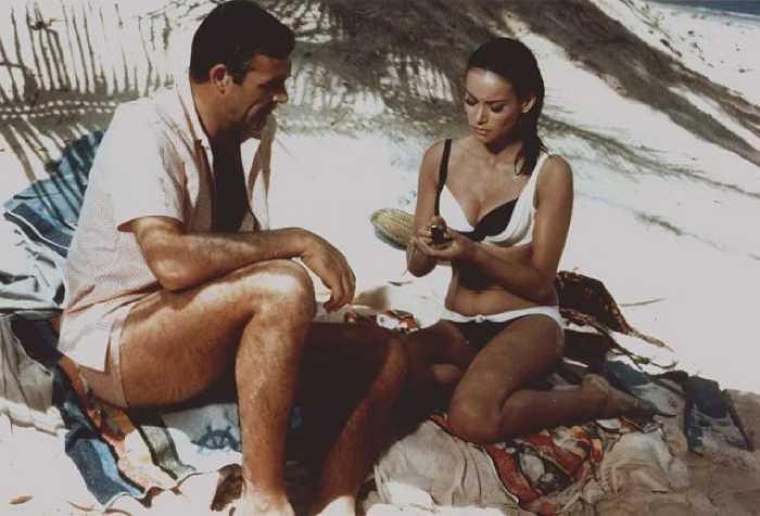 Кадр из фильма «Шаровая молния», 1965 год.
