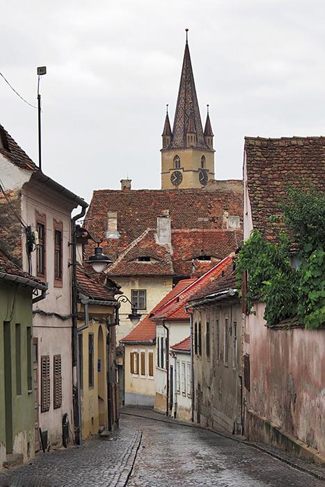 Конрад Хаас жил и работал в Трансильвании.