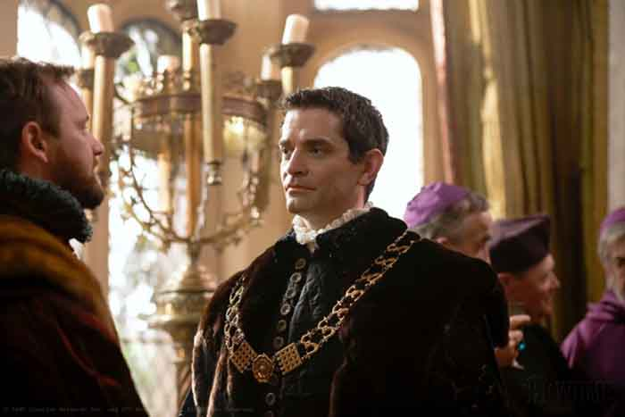 Образ Томаса Кромвеля в сериале «Тюдоры».