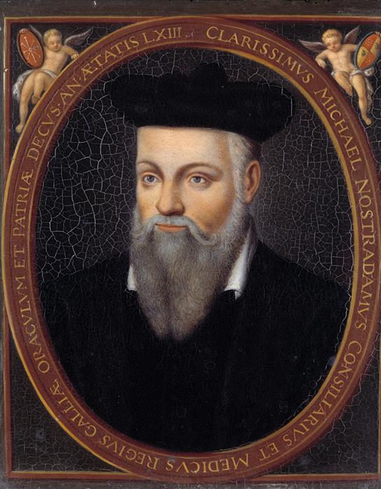 Мишель де Нострадам.