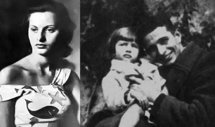 Родители Софии Виллани Шиколоне.
