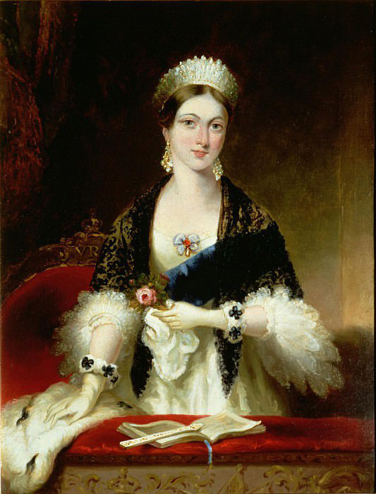 Королева Виктория предлагала свою защиту нигерийскому монарху.