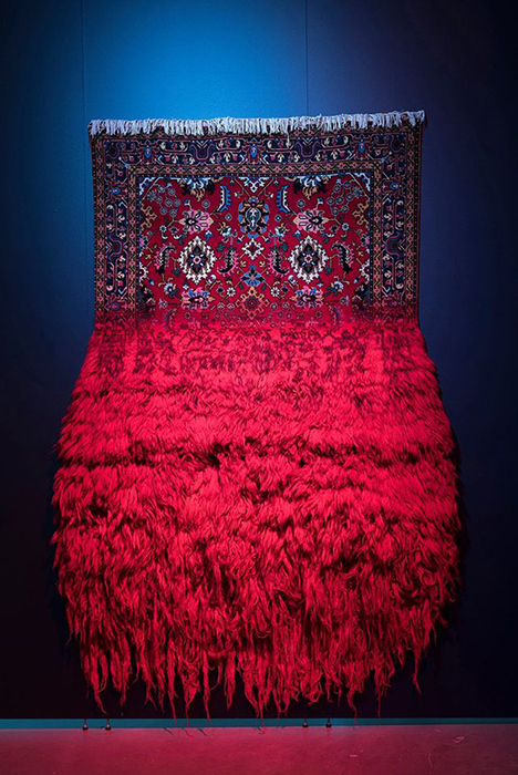 Фаиг Ахмед разрушает все традиции и стереотипы.