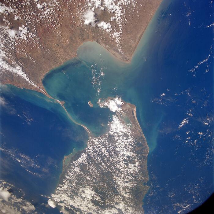 Шри-Ланка на карте.