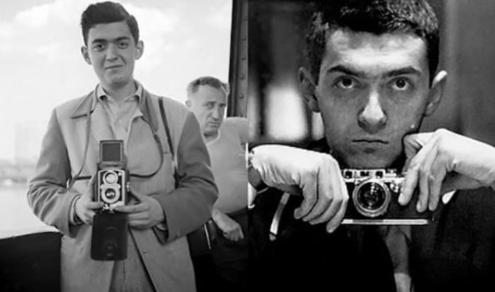 Молодой Стэнли Кубрик начинал с фотографии.