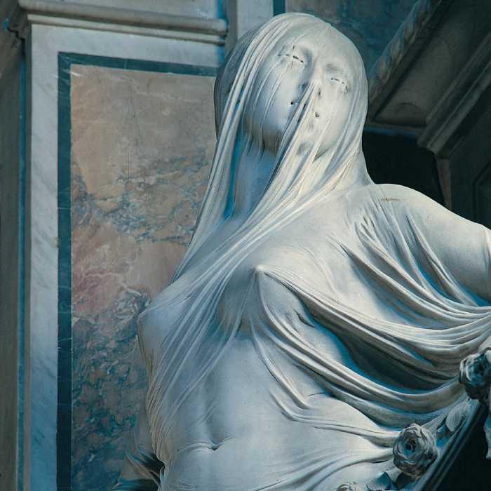 Скульптура «Целомудрие».