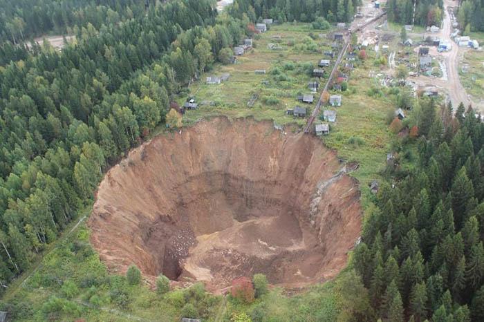 Не все кратеры одинаково опасны.