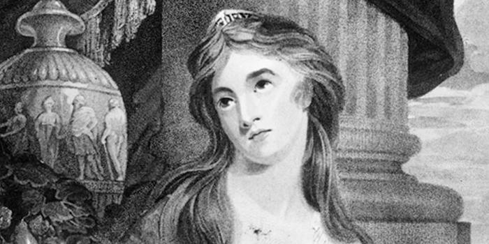 Согласно легенде, Клеопатра растворила жемчужину в уксусе и выпила.