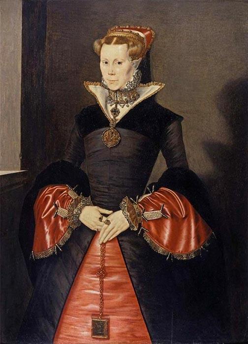 Мария I Английская.