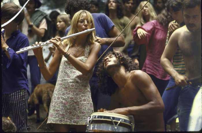 Это был настоящий праздник музыки и любви.