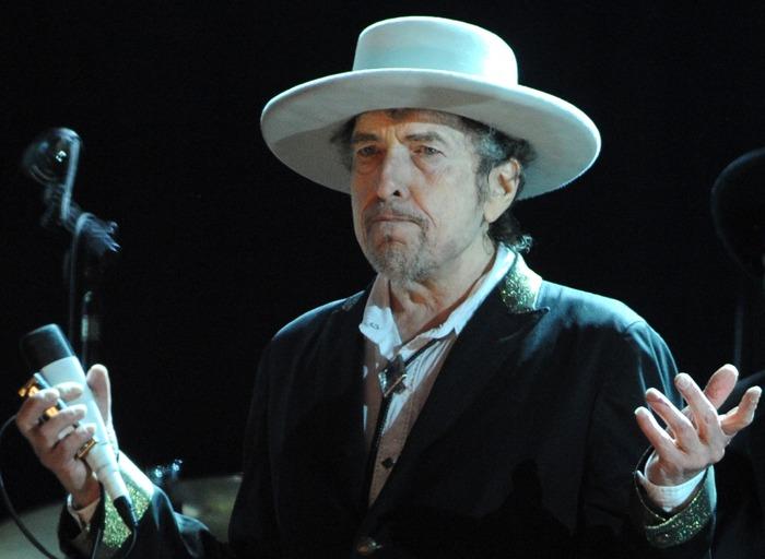 Боб Дилан сейчас.