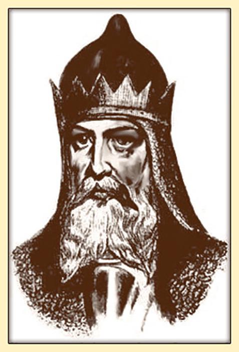 Великий киевский князь Святополк Изяславич.