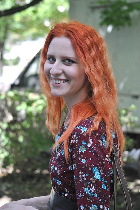 Валерия Белова.