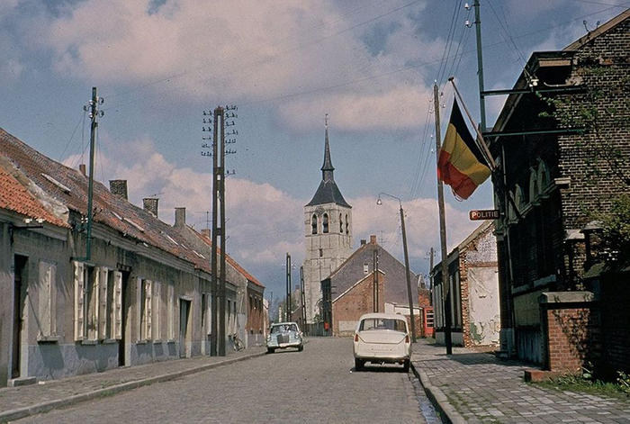 Вилмарсдонк в середине 20 века.
