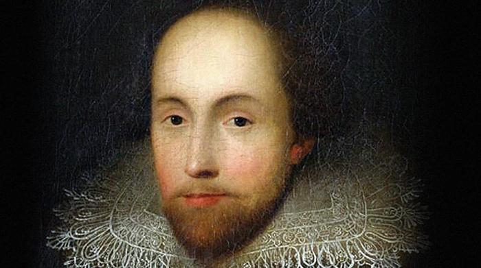 Уильям Шекспир.