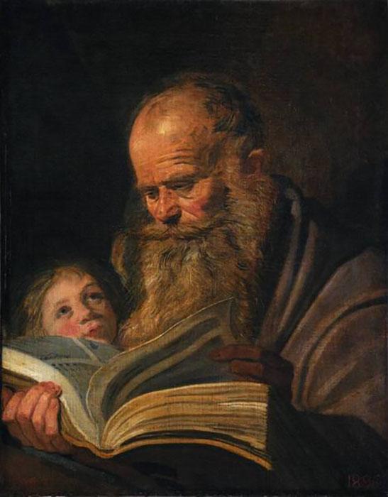 Евангелист Матфей.