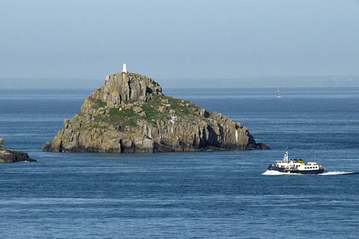 Остров Сарк имеет протяжённость всего лишь пять километров.