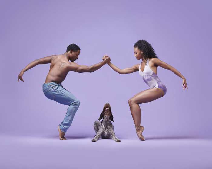 Мастерство фотографов показывает балет с неожиданной стороны.